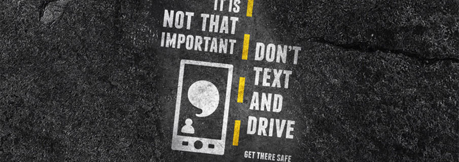 Colorado Police Out for National Distracted Driving Awareness