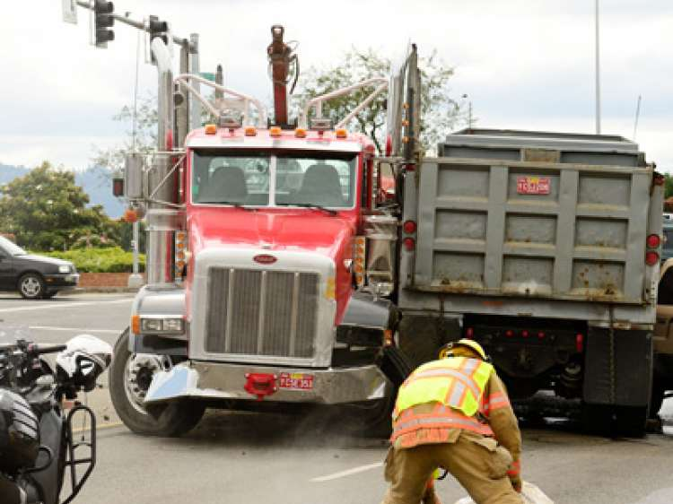 Colorado Commercial Truck Accident Lawyer