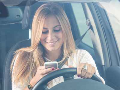 Distracted Texting Driver Crash Injury Attorneys